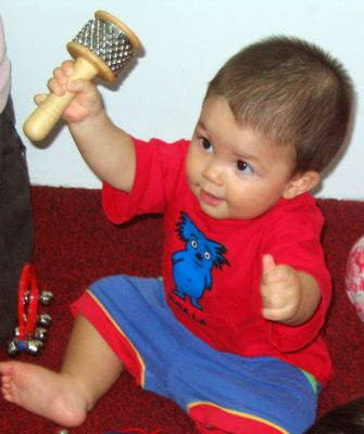 music and movement classes for the 3yrs and younger