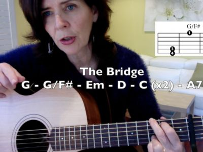 YouTube Guitar Tutorials from Gabrielle