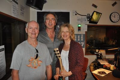 With Brian Nankervis from Rockwiz /3RRR Radio Off the Record live show