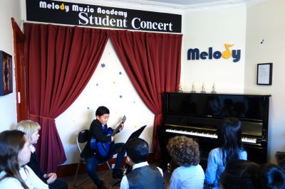 Melody Music Academy Students Concert