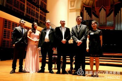2016 Sydney International Festival Piano Competition