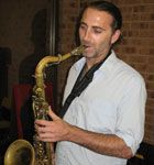 Wayne Rigby - Saxophone, Flute and Clarinet Teacher