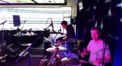 Corporate gig at the MCG