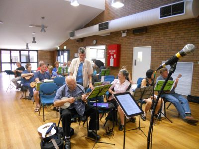 Ukulele Workshop Forestville