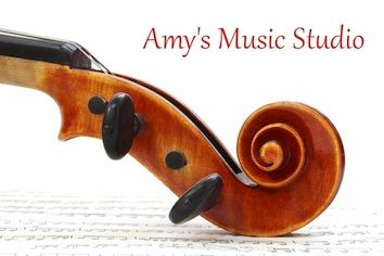 Music lessons at Amy's Music Studio