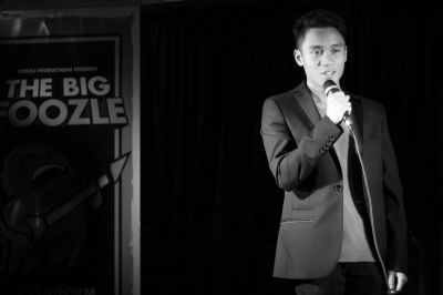 Open Mic Night: Joshua Manalang singing like Michael Buble