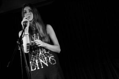 Open Mic Night: Katia Serra