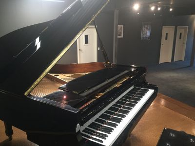 Grand Piano - On the ACTAM Stage