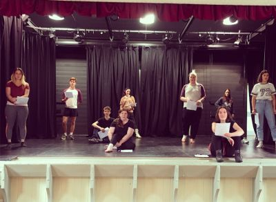 Music Theatre Workshop January 2017